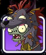 Wolf Zombie Icon