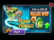 Penny's Pursuit Wasabi Whip