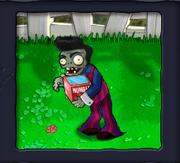 Robbie Rotten Zombie