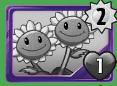 TwinSunflowerGrayedOutSuperRareCard