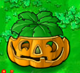 Umbrella leaf pumpkin