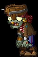 Zombie pirate basic brick3