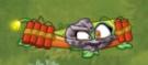 Explode-o-Vine Plant Food Armor 1st Degrade