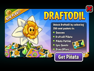 Draftodil Ad