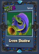 Green Shadow customization Sticker