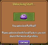 Puffball Unlocked