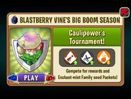 Caulipower's Tournament Blastberry Vine's Season