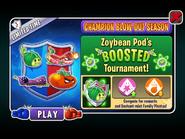 Champion Blow-Out Season - Zoybean Pod's BOOSTED Tournament