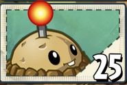 PotatoMinePvZ2SeedPacket