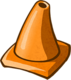 Browncoat cone projectile