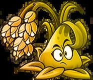 Golden Stickybomb Rice Avatar Texture