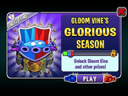 Gloom Vine's Glorious Season