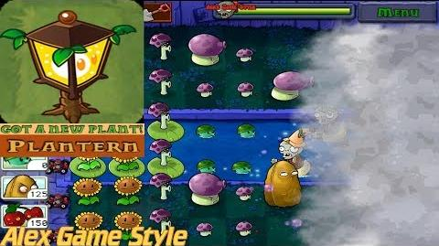 Plants vs. Zombies Adventure Got a Plantern level 4-1 Fog (Android Gameplay HD) Ep