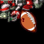 Football Zombie AS Sprites