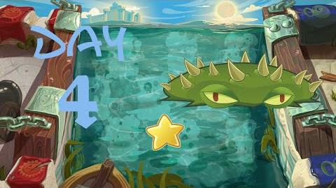 PvZ All Stars - Great Wall of China Day 4