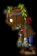 Zombie pirate basic brick2