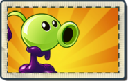 Goo Peashooter Boosted Seed Packet
