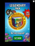 Legendary Pack Advertisement