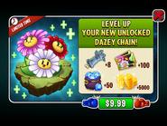 Level Up Unlocked Dazey Chain Ad