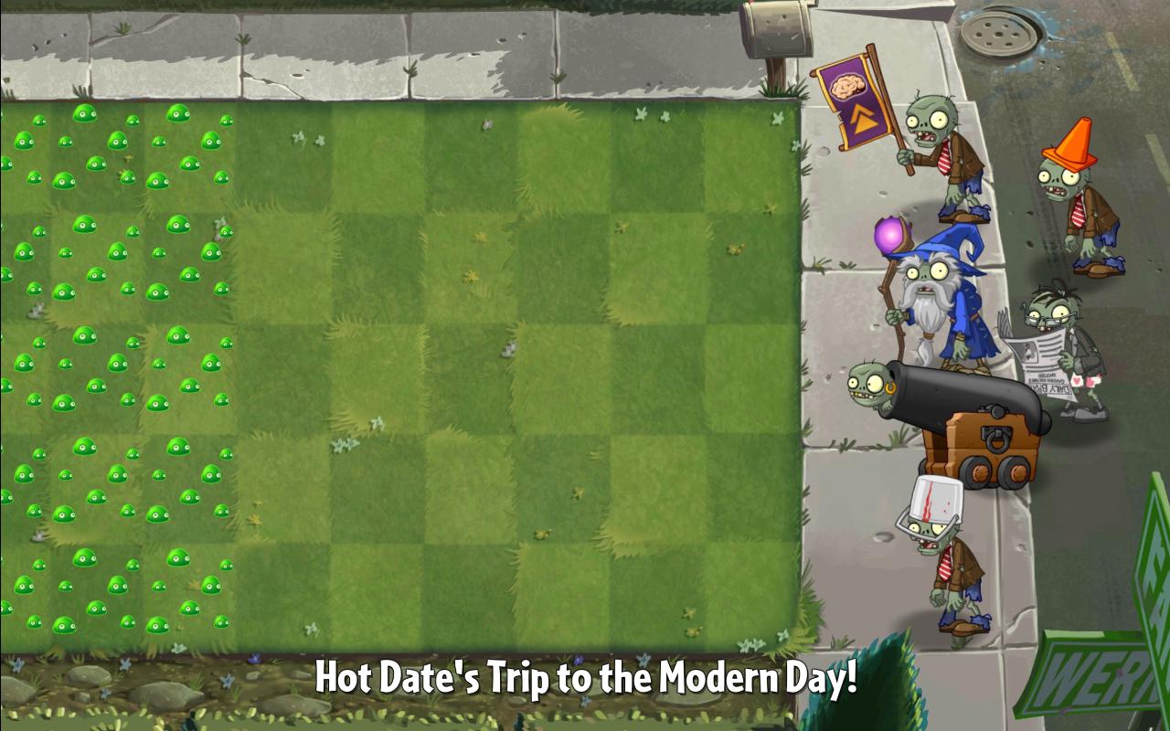 Modern Day - Day 36