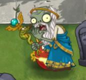 Healer Zombie Eating