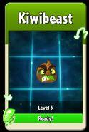Kiwi Beast Level Up