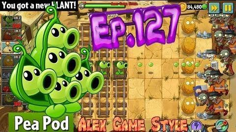 Plants vs. Zombies 2 Got a new Plant Pea Pod Wild West Day 6 (Ep