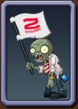 ZCorp Flag Zombie Icon