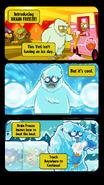 Brain Freeze Unlock Comic