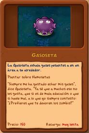 Gasoseta Almanaque Suburbano