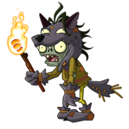 HD Torch Wolf Zombie