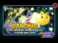 Hot Tips Solar Tomato