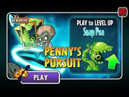 Penny's Pursuit Snap Pea