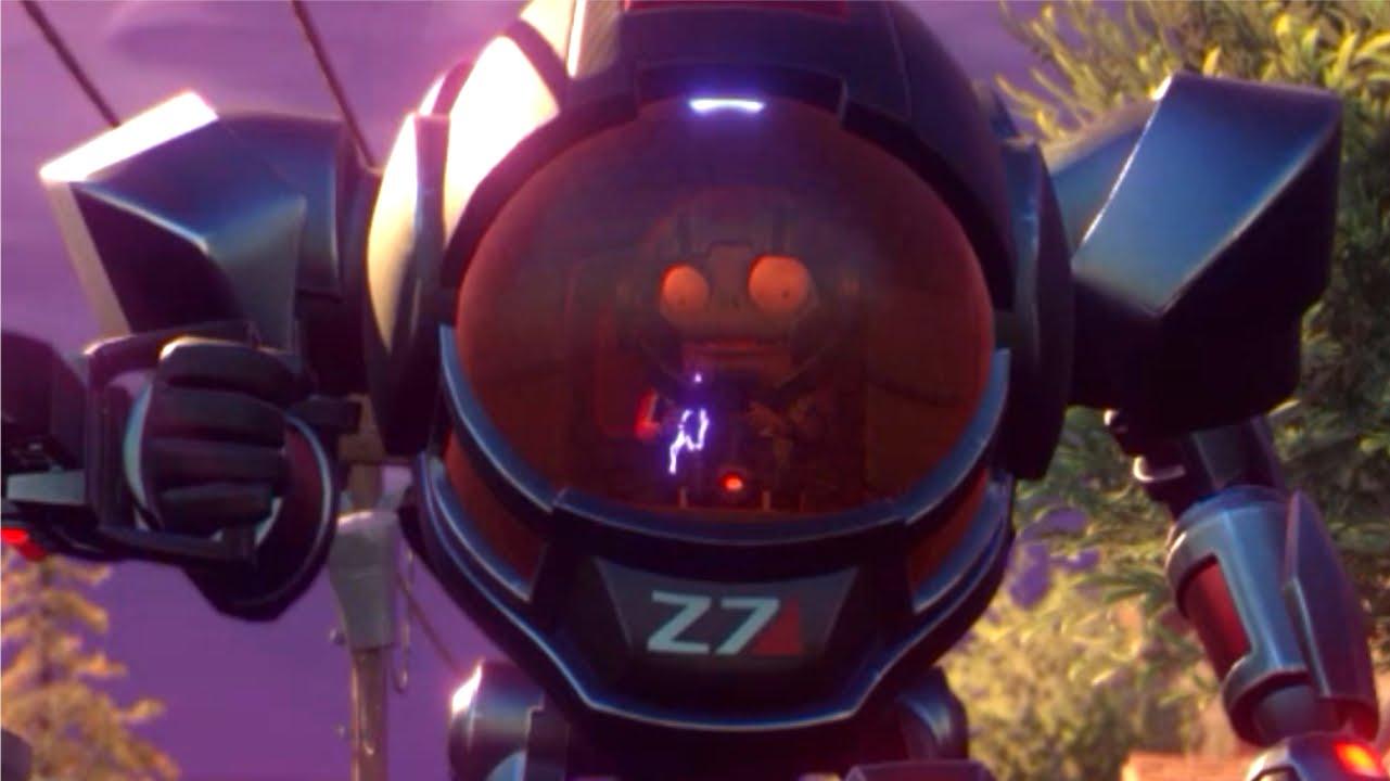 Z7-Mech (sub-boss)