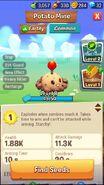 Potato Mine (PvZ3) Almanac