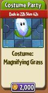 CostumePartyMagnifyingGrass