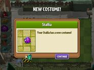 Getting Stallia's First Costume