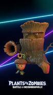 BfN Background - Acorn & Oak (Mobile)