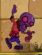 Hypnotized Drinking Monk Zombie