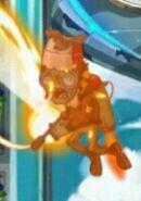 Wasabi Burnt Pilot Buckethead