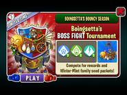 Boingsetta's Bouncy Season - Boingsetta's BOSS FIGHT Tournament