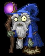 HD Wizard Zombie