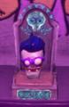 Mastered super brainz bobble-head