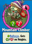 Mountain Climber premium pack