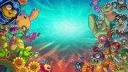 PvZ Heroes website background
