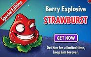 Strawburst Ad