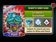 Boingsetta's Bouncy Season - Ice Bloom's Tournament