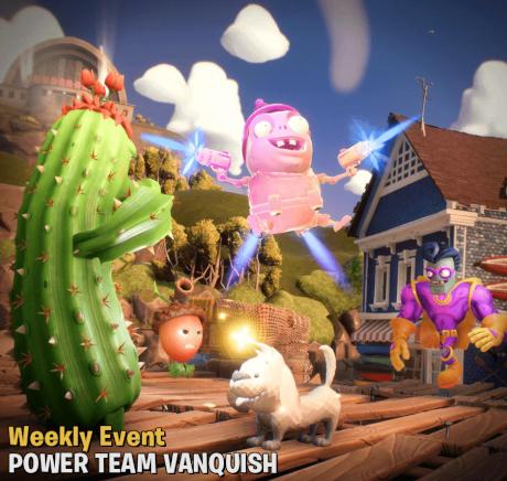 Power Team Vanquish