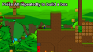 Build a box asm spoiler