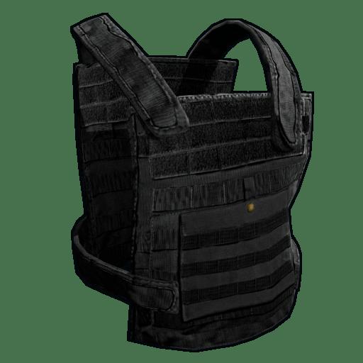Plate Carrier - Black